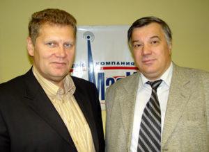 Интервью на радио Маяк  с  А. Корбутом, А. Фоминым. Крестьянин должен знать, что его продукт будет востребован.
